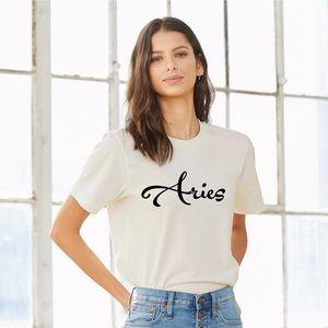 """""""Aries"""" Zodiac Sign Tee"""
